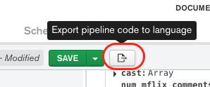 Exportar query a texto