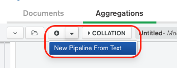 New pipeline from text
